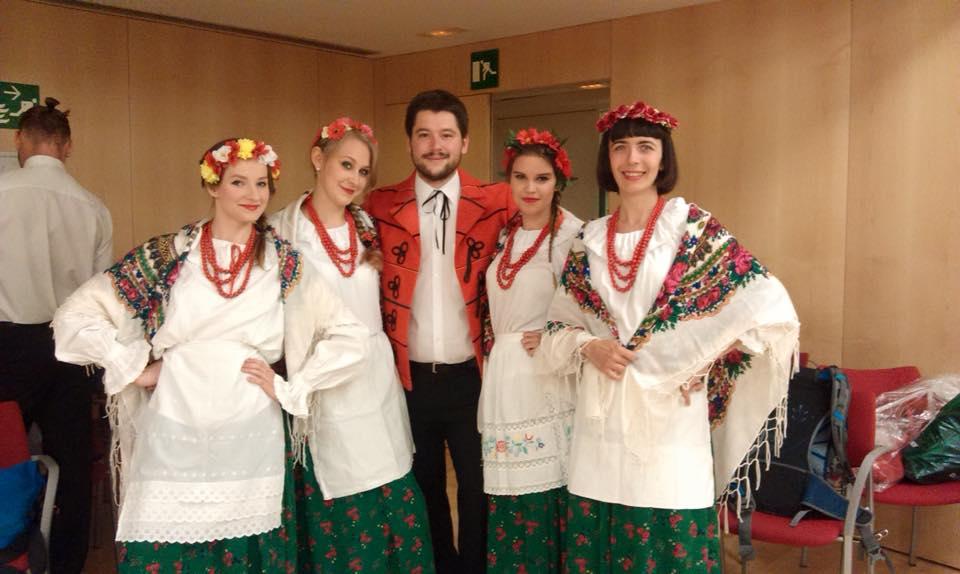 Ludowe AChPŁ - Cantonigros 2016